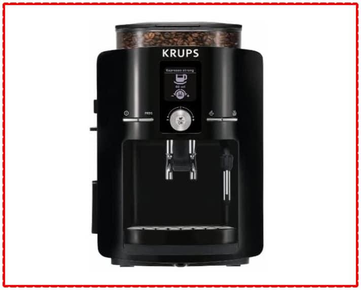EA8250 Fully Auto Krups Espresso Machine