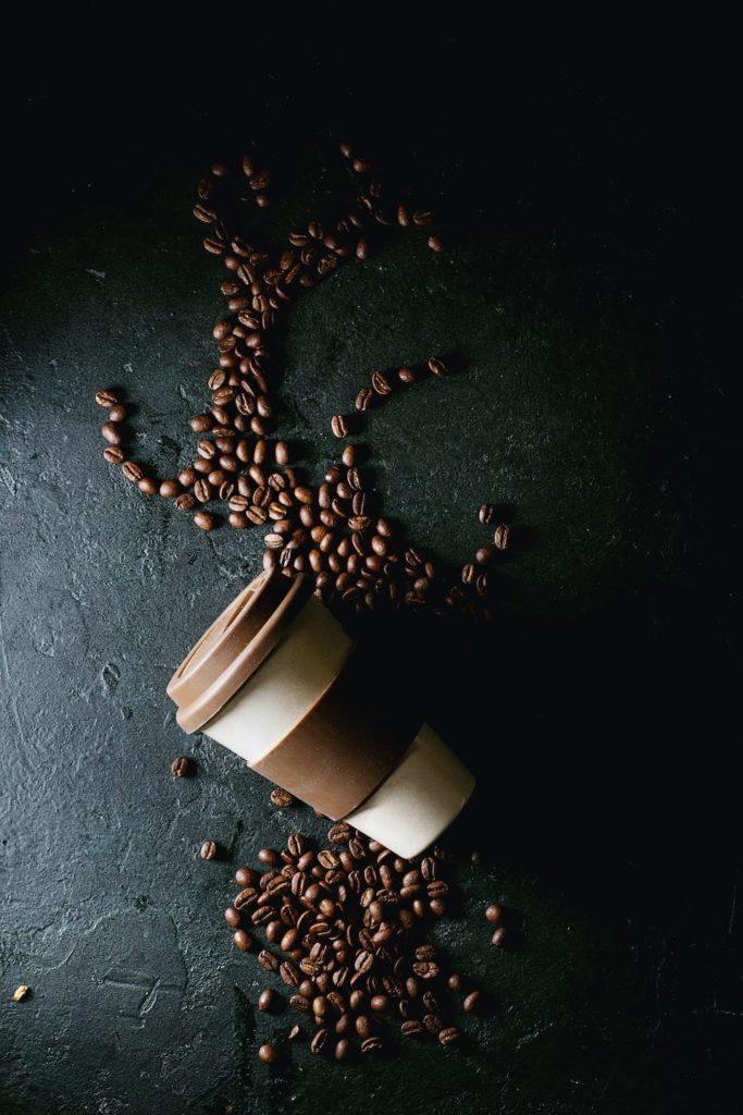 cup of espresso coffee TZJ9ESV