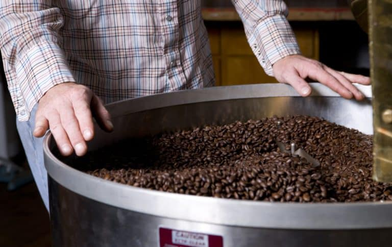 cool the coffee beans P887QG5 copy 0