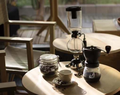 5 syphon coffee makers