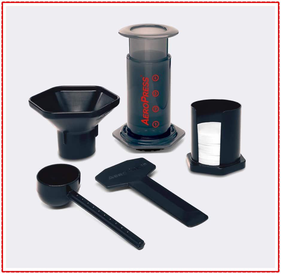 AeroPress Coffee and Espresso Maker- Model 80R11