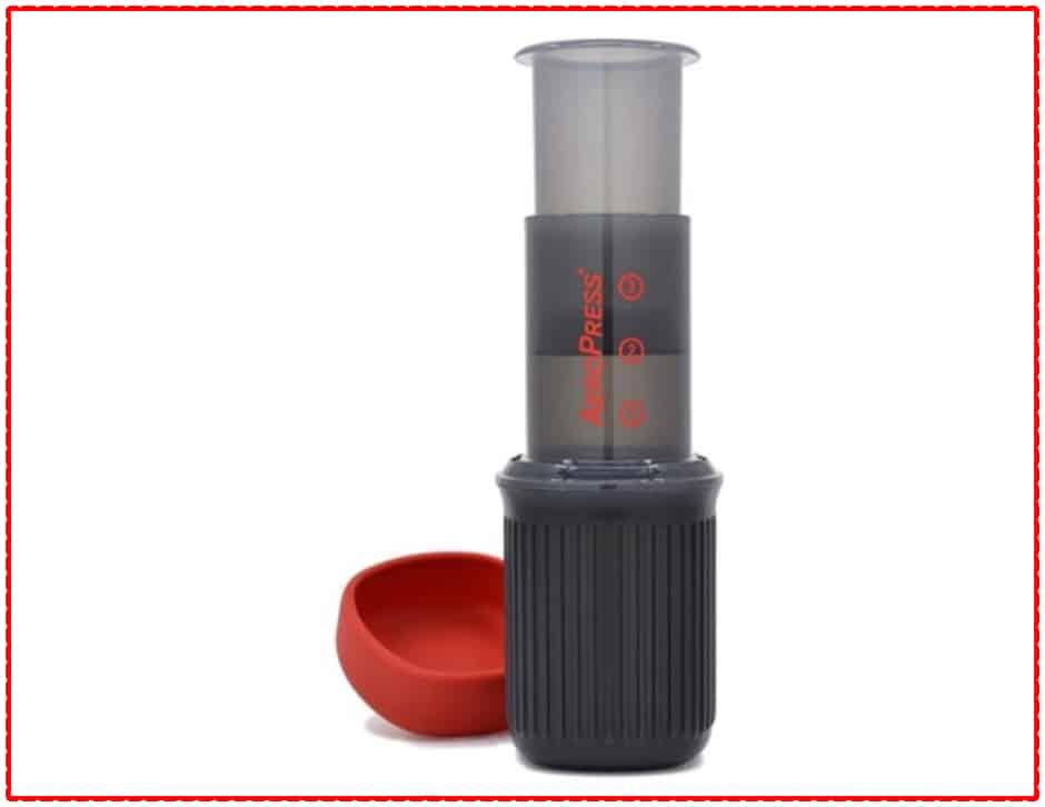 Go Portable coffee Press