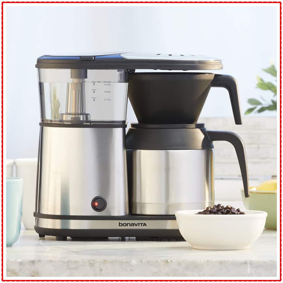 Bonavita 5- Cups Coffee Maker BV1500TS