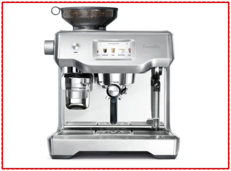 Breville BES990BSS Oracle Touch Fully Automatic Espresso Machine