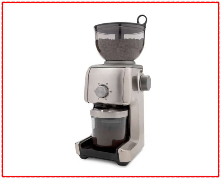ChefWave Conical Burr Coffee Grinder