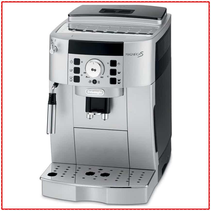 DeLonghi ECAM22110SB Compact Machine