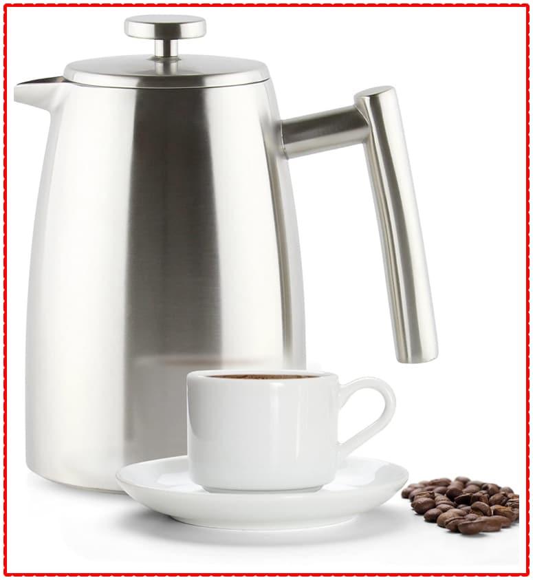 Grunwerg Cafe Ole Double Wall French coffee press
