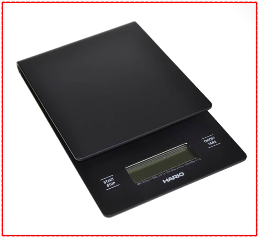 Hario V60 Drip Scale - gifts for coffee lovers