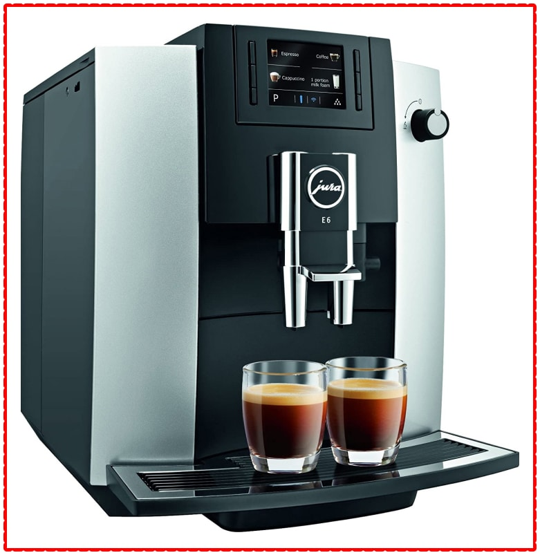 Jura 15070 E6 Automatic Coffee Center