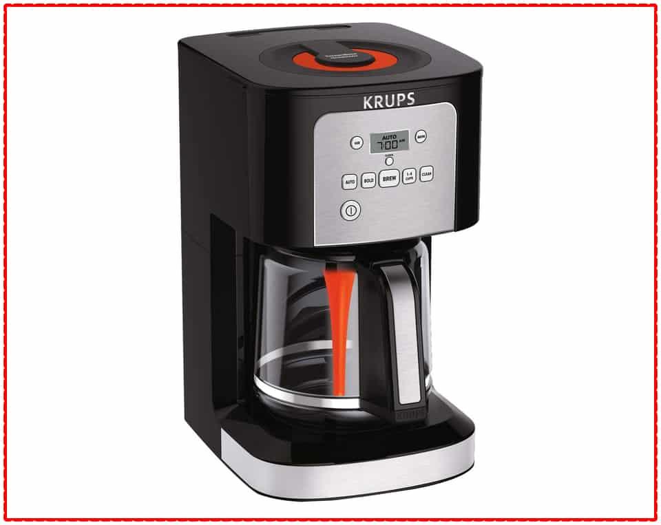 KRUPS 7211002967 EC321 Coffee Machine