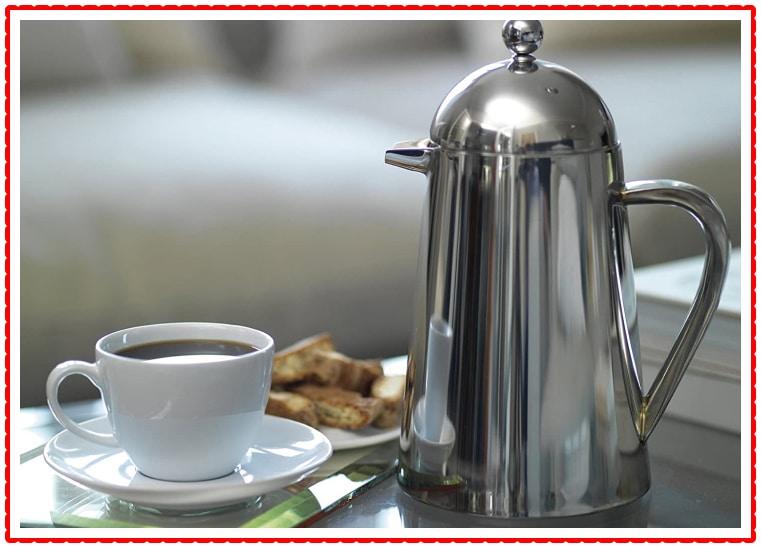 La Cafetiere Thermique 8-Cup French Press