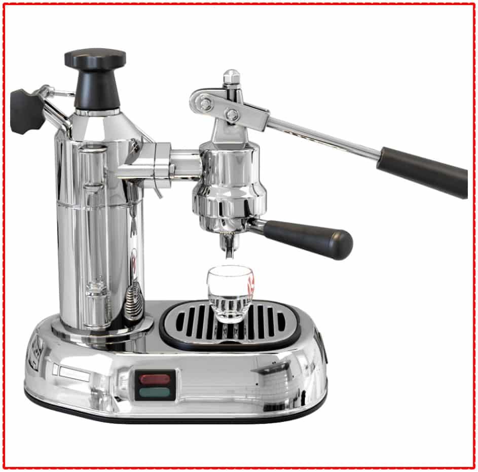 la Pavoni Europiccola EPC 8 espresso machine