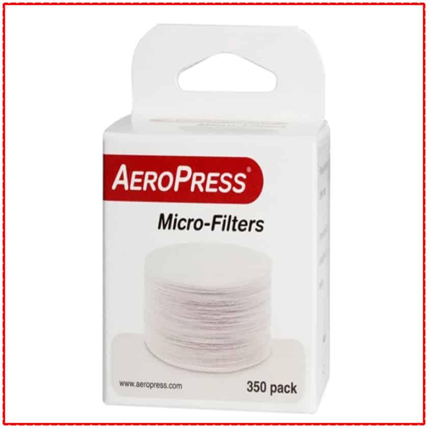 aeropress filter