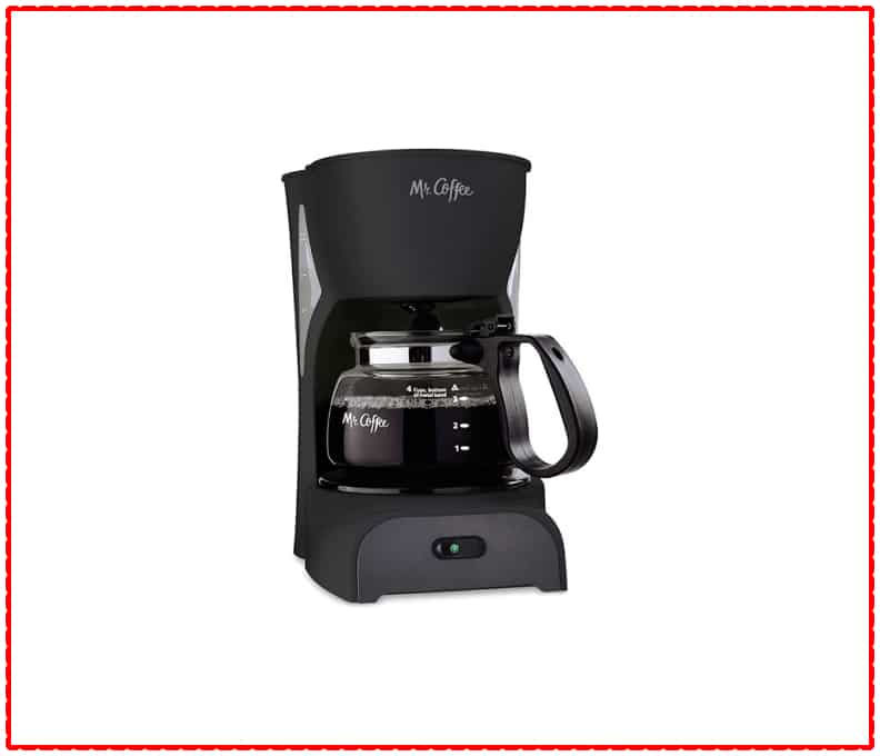 Mr. Coffee Simple Brewer