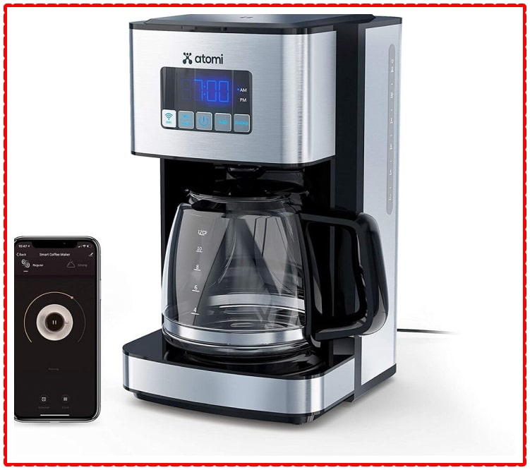 Atomi Smart WiFi Coffee Maker