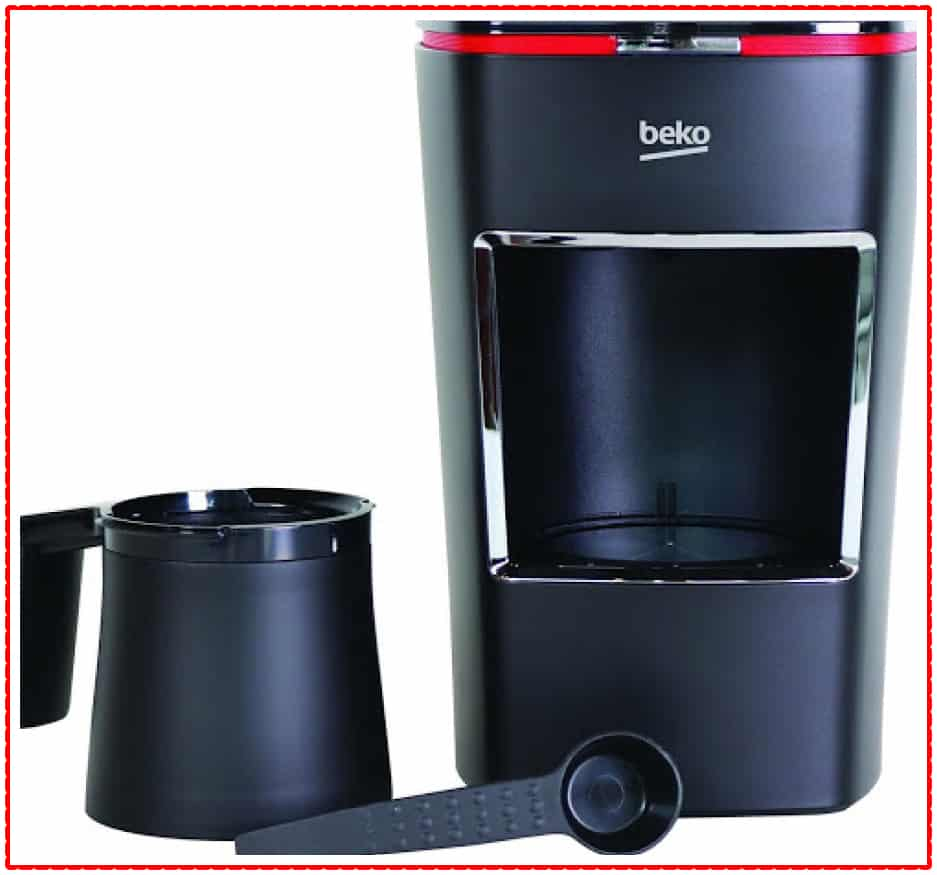 Beko 2-Cup Turkish Coffee Maker