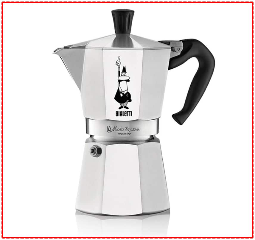 The Bialetti Moka Express Original