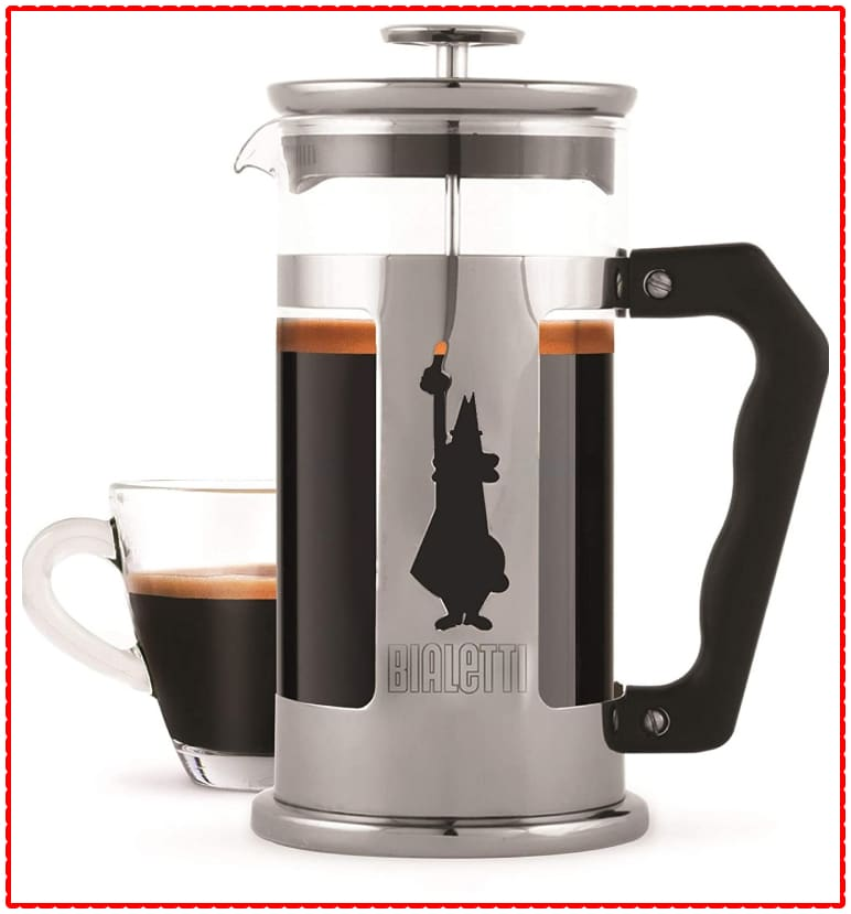 Bialetti French Press Coffee Maker