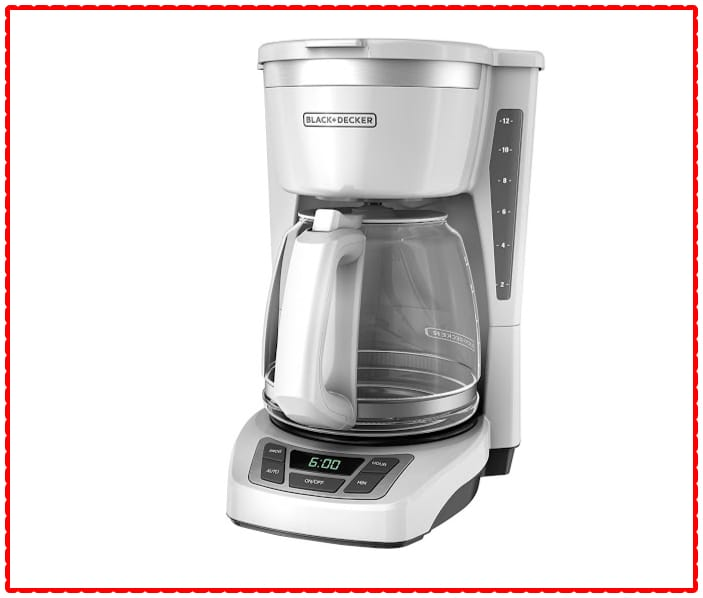 Black & Decker Programmable 12-Cup Coffee Maker