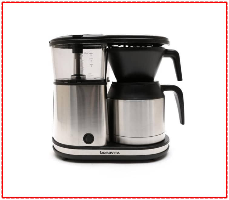 Bonavita 5-Cup One-Touch
