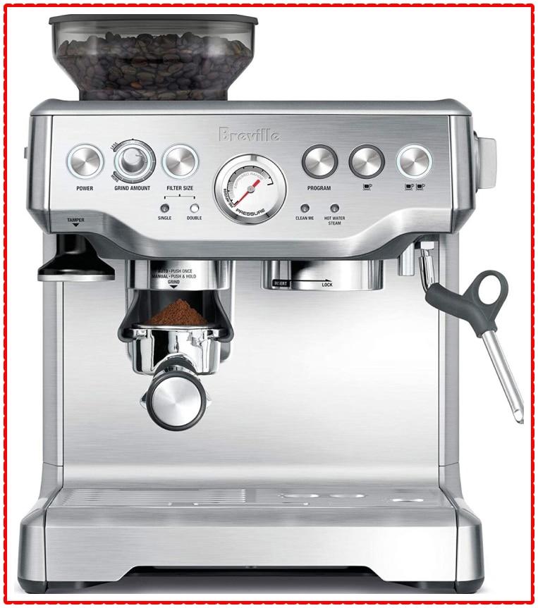 Breville Barista Espresso Maker
