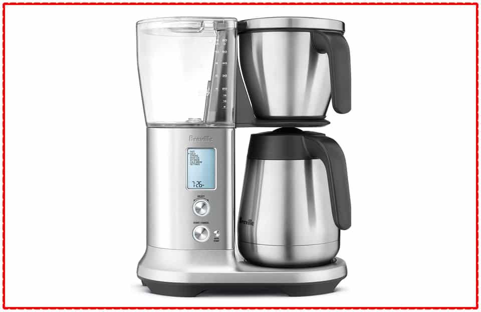 Breville BDC450BSS Precision Brewer Coffee Maker