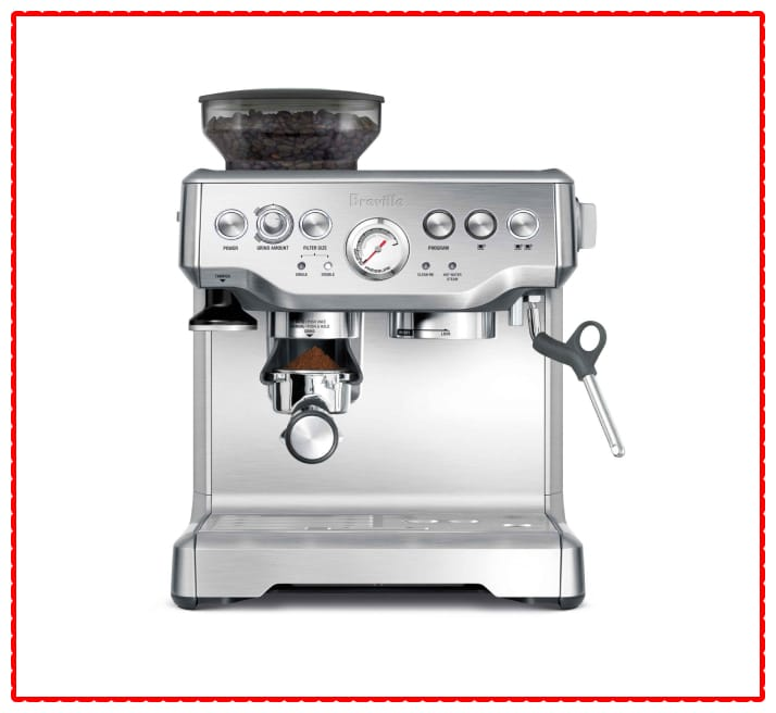 Breville Coffee Maker Barista Express