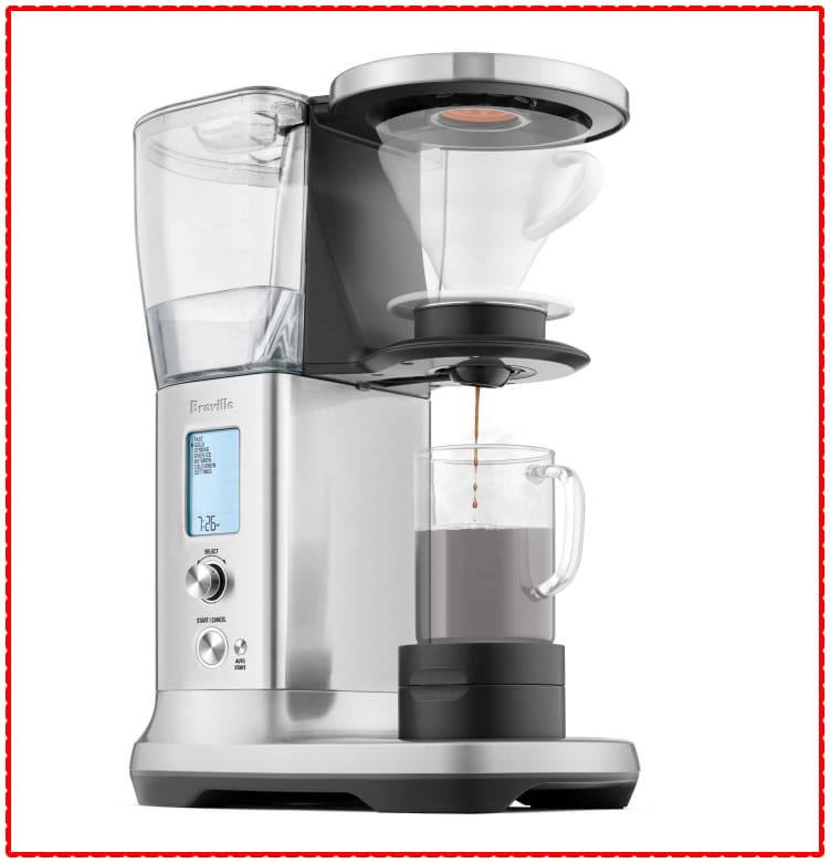 Breville Precision Pour Over Coffee Maker