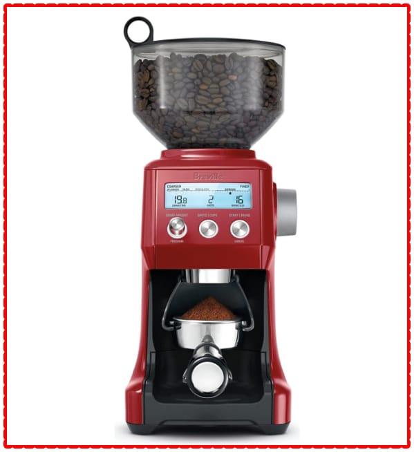 Breville Smart Pro Grinder coffee maker