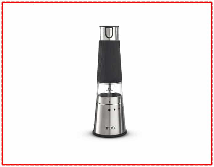 Brim Electric Handheld Coffee Grinder