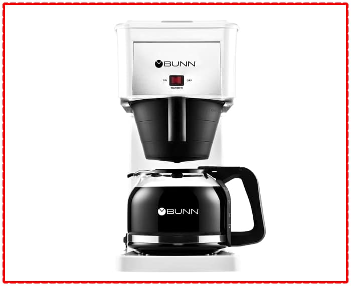 BUNN GRW 10-Cup Velocity Brew Coffee Maker