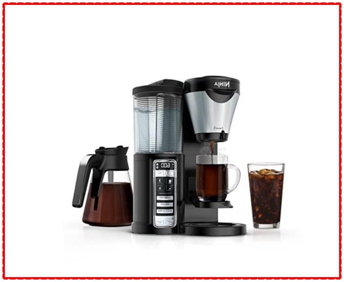 Ninja 3-Brew Hot and Iced Coffee Maker (CF201)