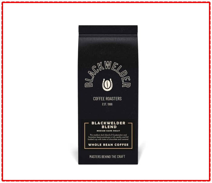 Blackwelder Whole Colombian Coffee beans