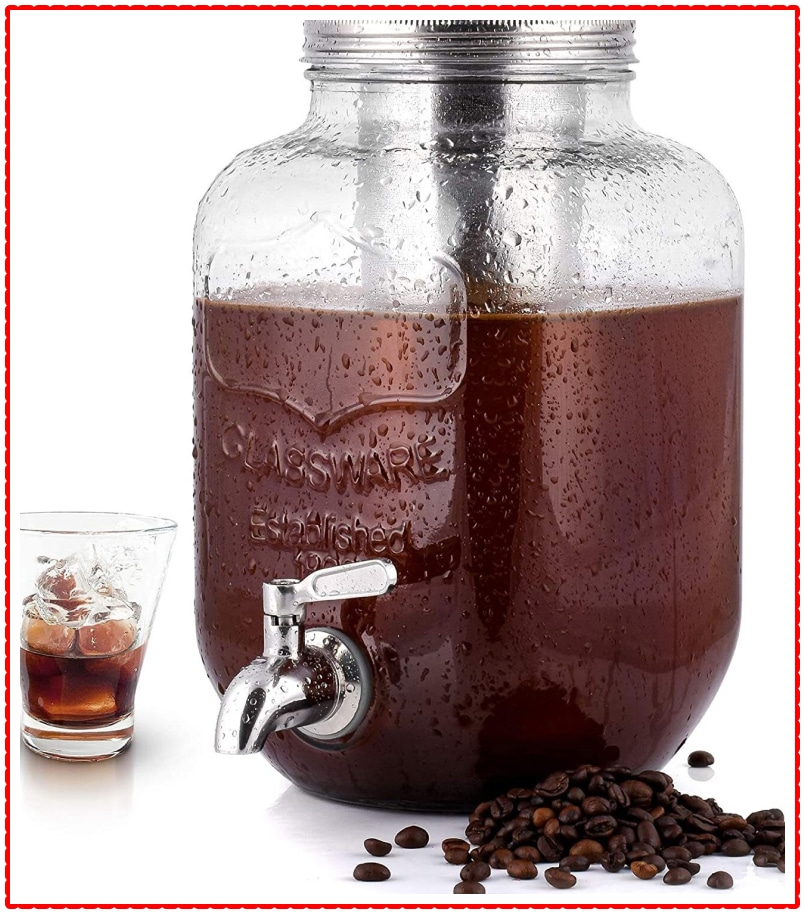 Cold Brewing Coffee Method