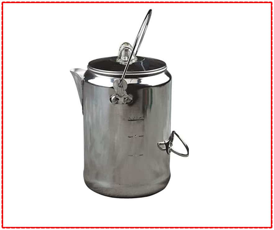 Coleman 9-CupCamping Coffee Maker