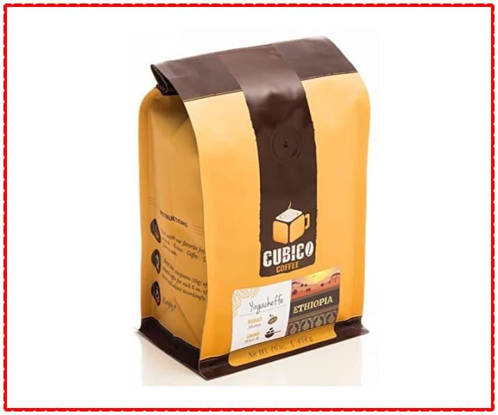 Cubico's Ethiopia Yirgacheffe Coffee