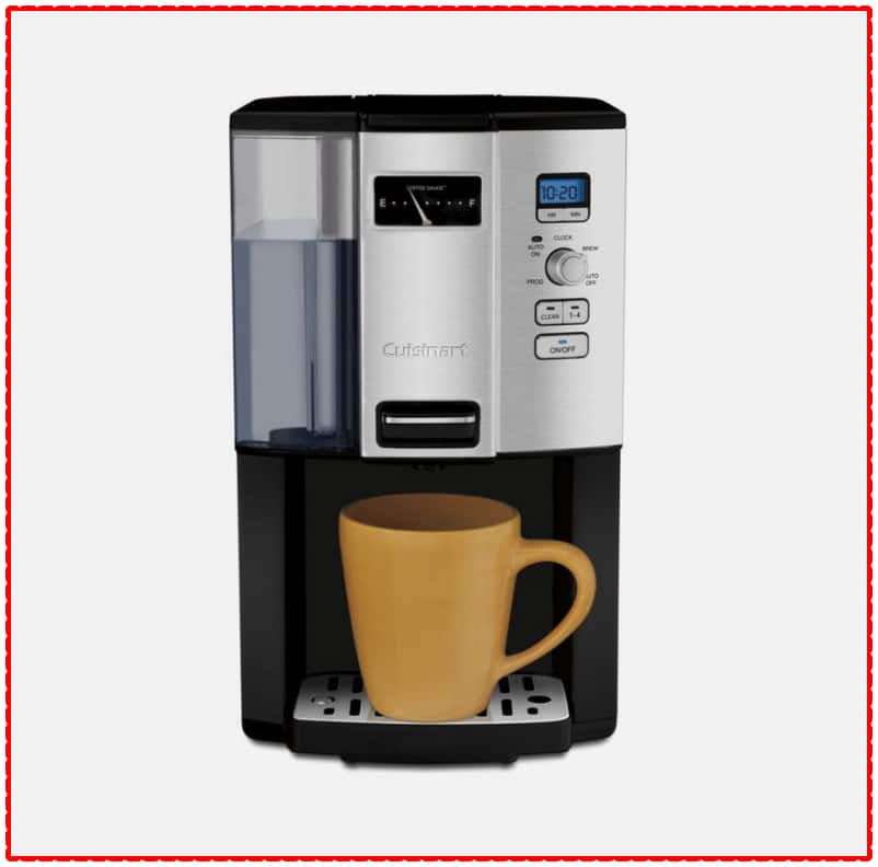 Cuisinart Coffee-on-Demand 12-Cup Programmable Coffeemaker (DCC-3000)