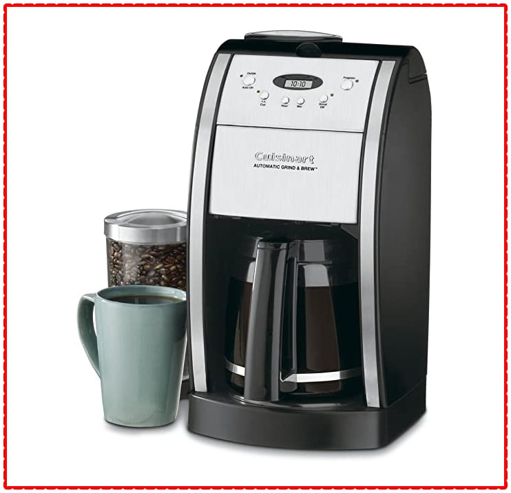 Cuisinart Automatic Coffee Maker with Grinder