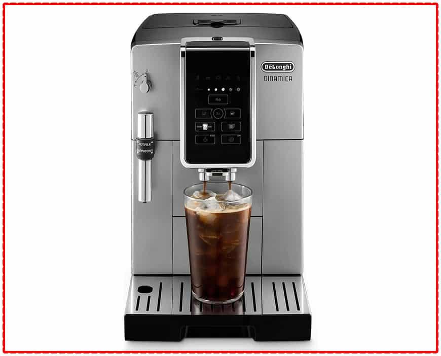 Delonghi Espresso Machine Dinamica Automatic