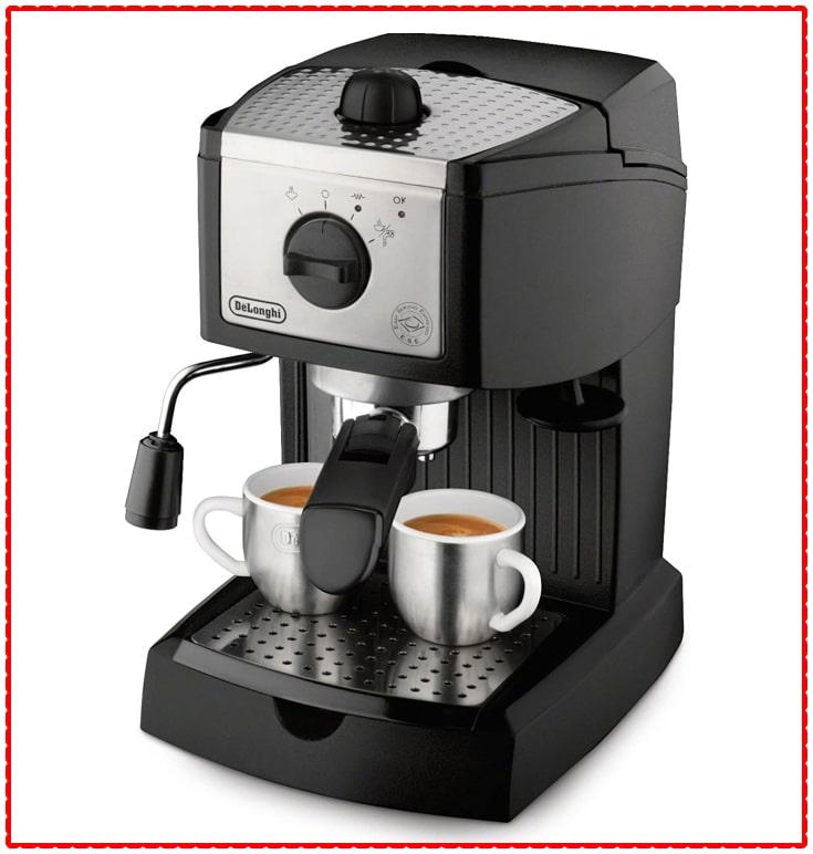 De'Longhi EC1155 Budget Espresso Machine
