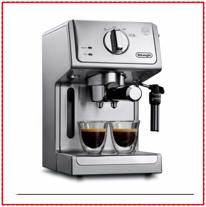 DeLonghi ECP3630 Cappuccino Machine