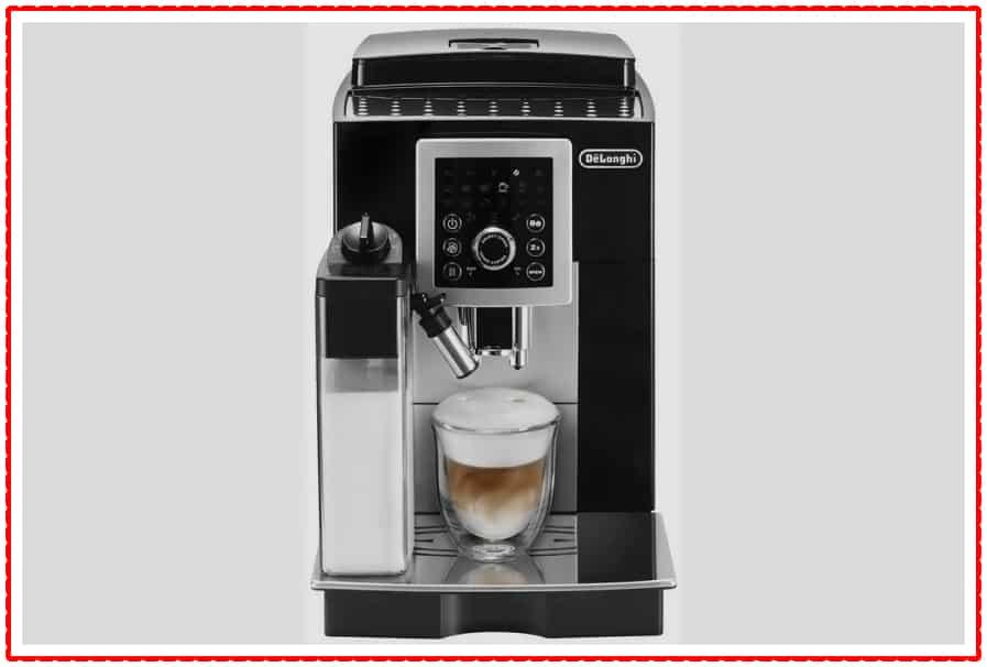 DeLonghi  Espresso Machine ECAM23260SB Magnifica Smart