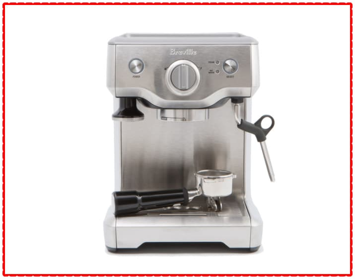 Breville Espresso Machine Duo Temp Pro