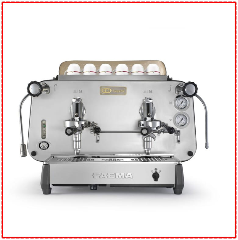 Faema E61 Legend commercial espresso machine