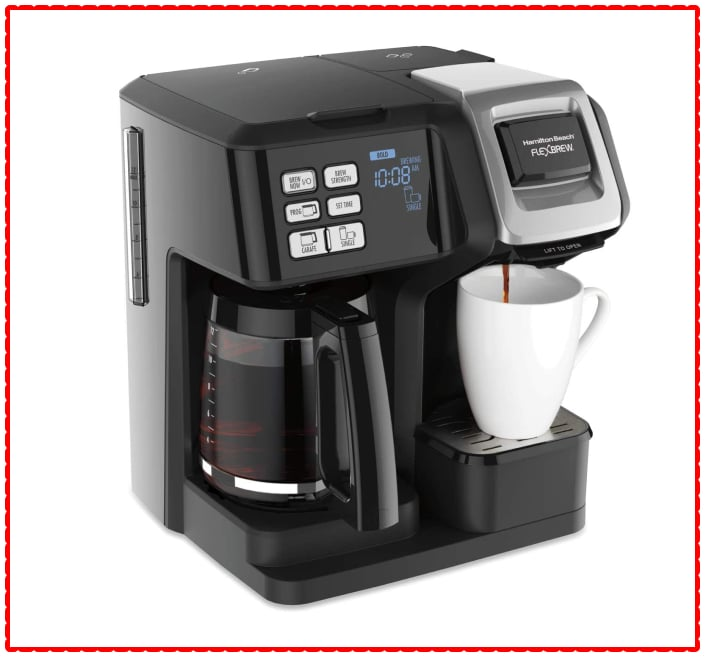 Hamilton Beach Coffee Maker Flexbrew