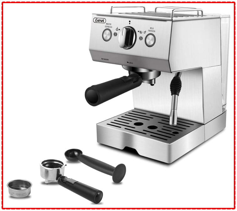 Gevi Home Espresso Machine