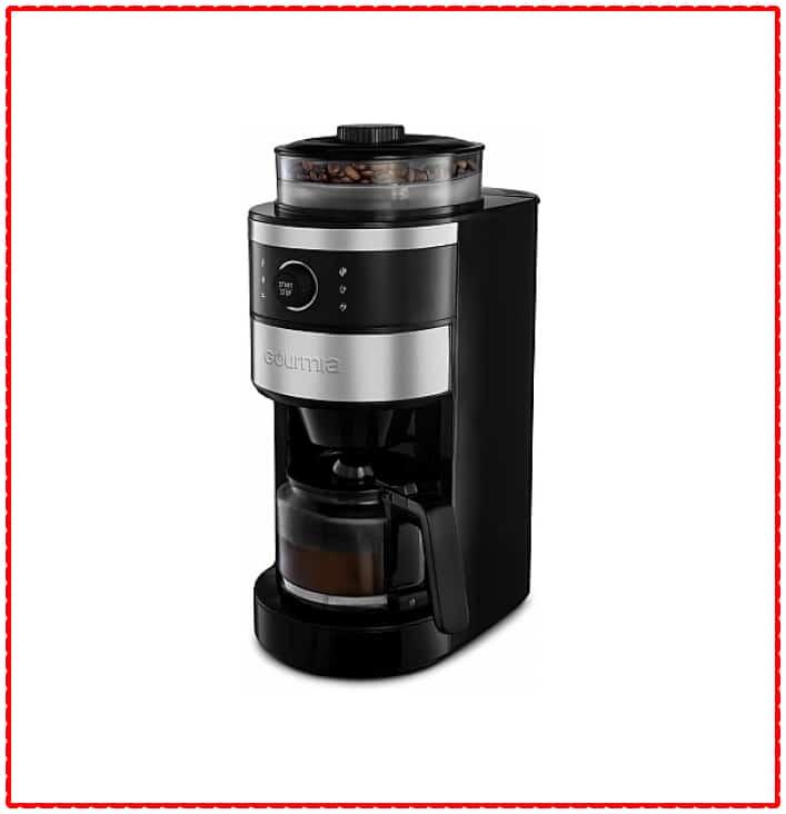 Gourmia GCM4850 Grind and Brew Coffee