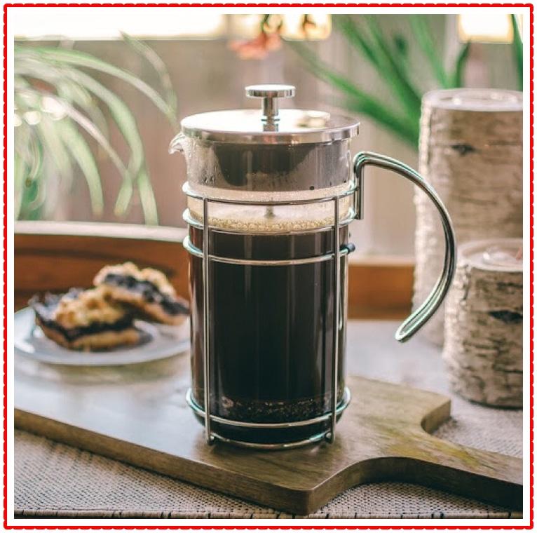 GROSCHE Madrid French Press Coffee Maker