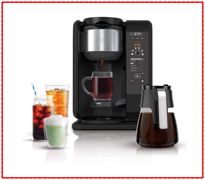 Ninja Hot and Cold Brewed System (CP301)