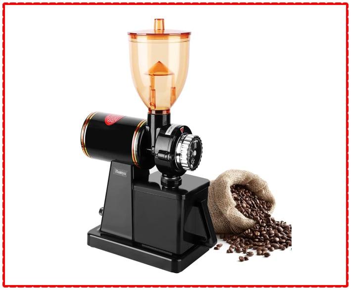 Huanyu Electric Coffee Bean Grinder